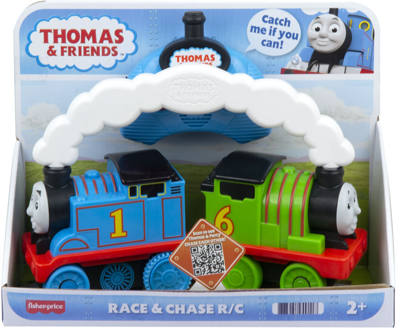 Wholesalers of Fisher-price Thomas And Friends Race And Chase Rc toys