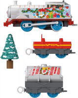 Wholesalers of Fisher-price Thomas And Friends Thomas Christmas Train toys image 3