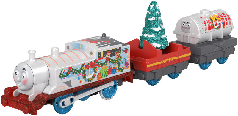 Wholesalers of Fisher-price Thomas And Friends Thomas Christmas Train toys