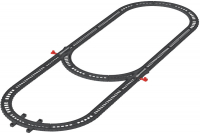 Wholesalers of Fisher-price Thomas And Friends Track Pack toys image
