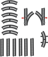 Wholesalers of Fisher-price Thomas And Friends Track Pack toys image 3