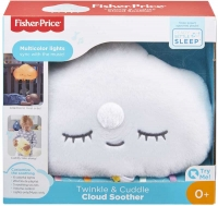 Wholesalers of Fisher-price Twinkle & Cuddle Cloud Soother toys image
