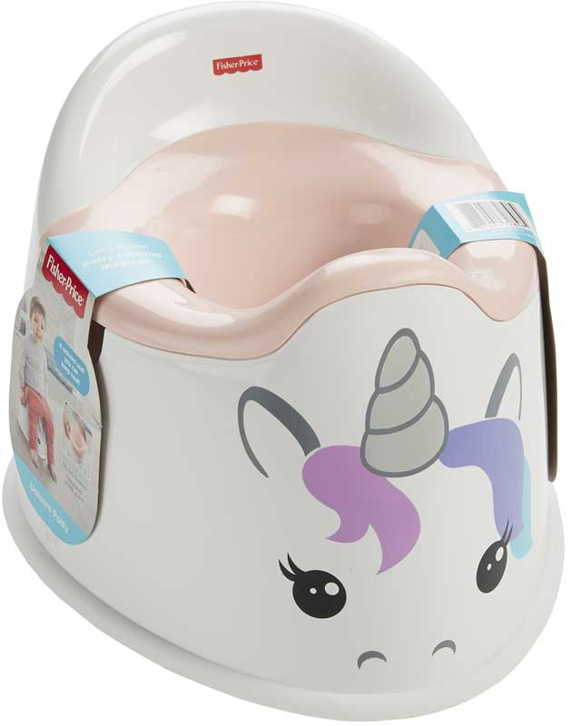 Wholesalers of Fisher-price Unicorn Potty toys