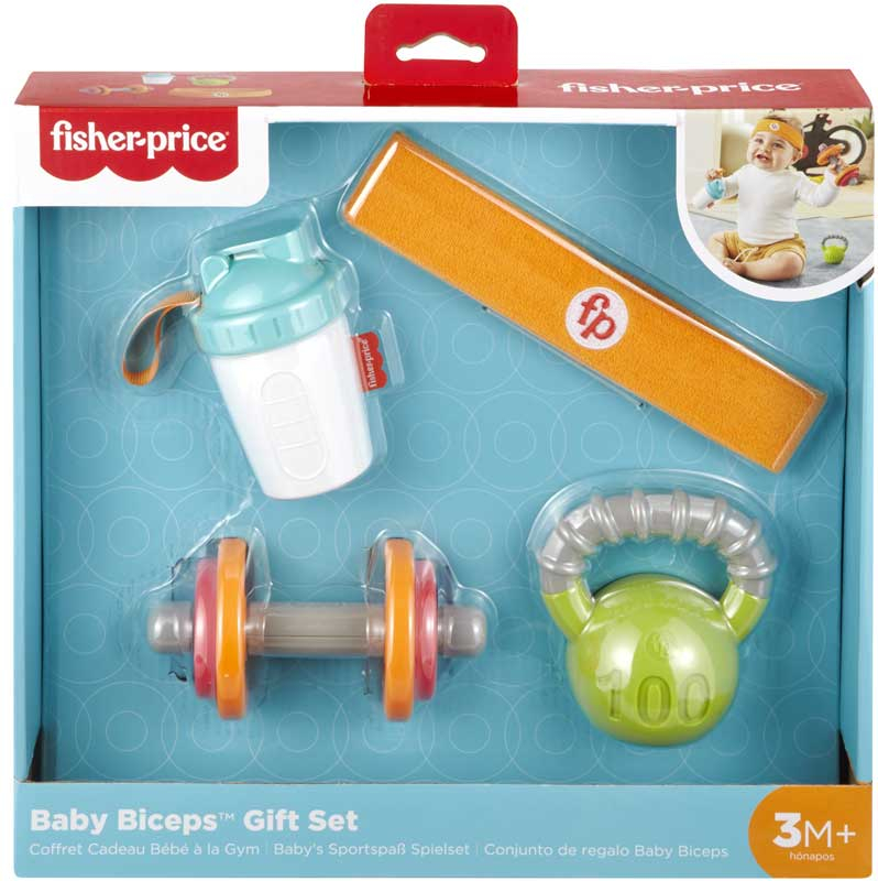 Wholesalers of Fitness Baby Gift Set toys