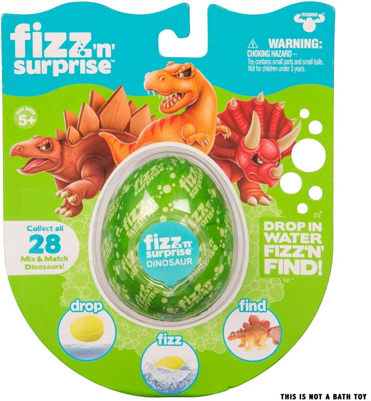 Wholesalers of Fizz N Surprise Dino toys