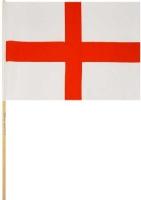 Wholesalers of Flag Hand St George 45 X 30cm Nylon toys image