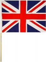Wholesalers of Flag Hand Union Jack 45 X 30cm Nylon toys image