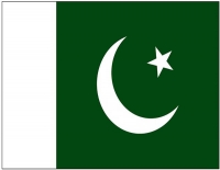 Wholesalers of Flag Pakistan 5ft X 3ft toys image