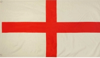 Wholesalers of Flag St George Cross 5ft X 3ft toys image