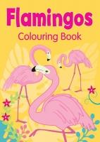 Wholesalers of Flamingo Colouring Book toys image