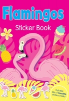 Wholesalers of Flamingo Sticker Book toys image