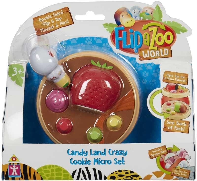Wholesalers of Flipazoo World Micro Playset And Mini Figure Set toys
