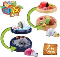 Wholesalers of Flipazoo World Micro Playset And Mini Figure Set toys image 3