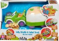 Wholesalers of Flipazoo World Vehicle And Mini Figure Set toys image