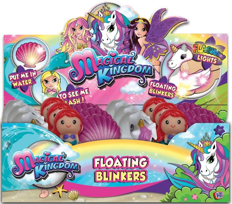 Wholesalers of Floating Blinkers toys