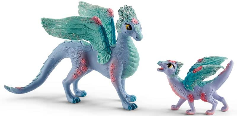 Wholesalers of Schleich Flower Dragon And Baby toys