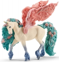 Wholesalers of Schleich Flower Pegasus toys image