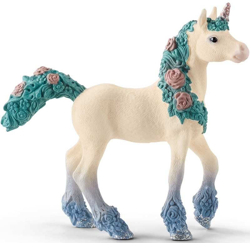 Wholesalers of Schleich Flower Unicorn Foal toys