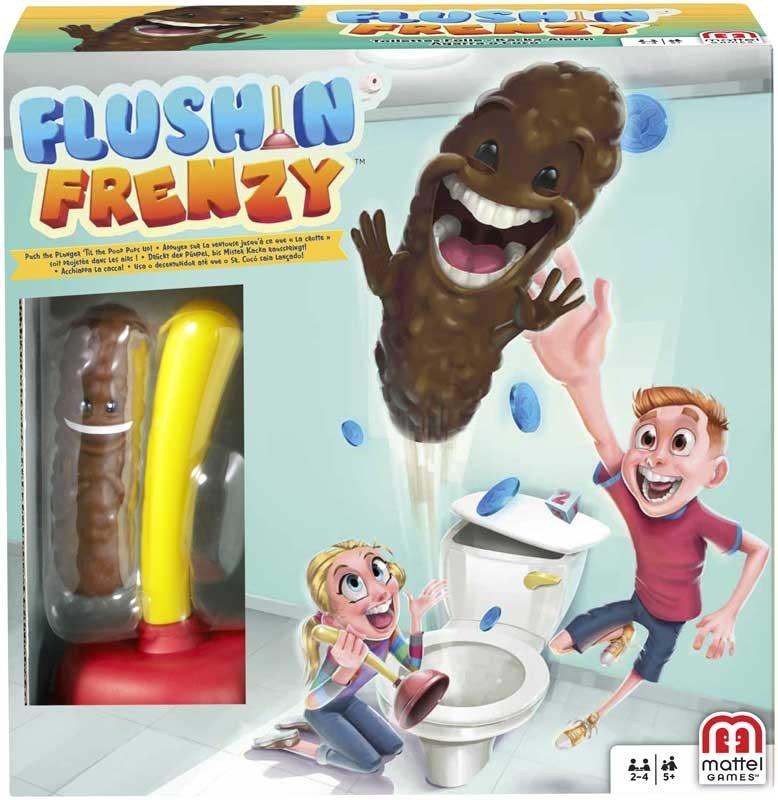 Wholesalers of Flushin Frenzy toys