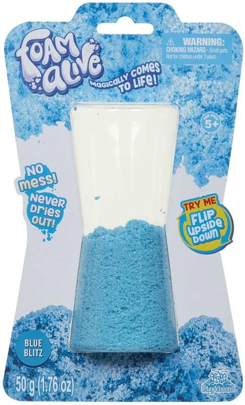 Wholesalers of Foam Alive Flip Pack toys