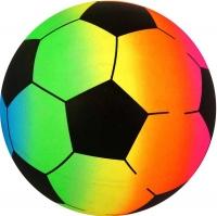 Wholesalers of Football Rainbow Pvc 20cm 80gm toys image