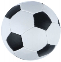 Wholesalers of Football Soft 9cm toys image