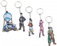 Wholesalers of Fortnite 2d Keychain Asst toys image 5