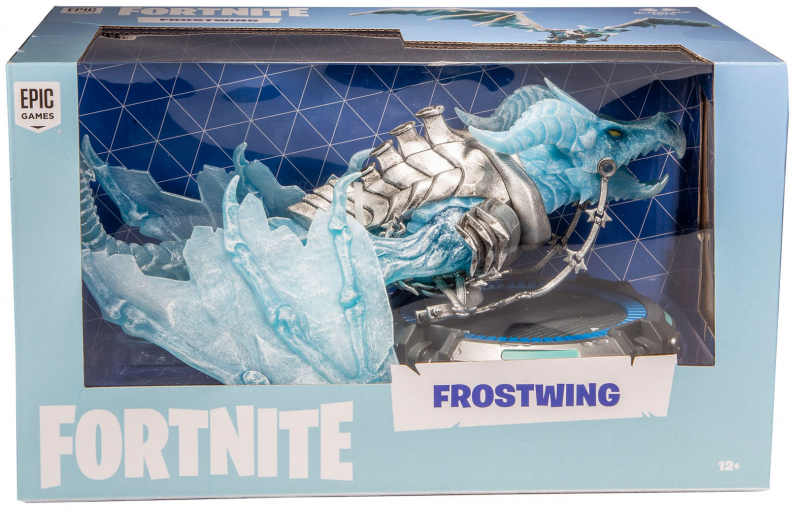 Wholesalers of Fortnite Dlx Glider - Frostwing toys