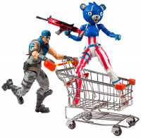 Wholesalers of Fortnite Shopping Cart Pack toys image 5