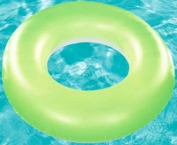 Wholesalers of Frosted Neon Swim Ring toys image