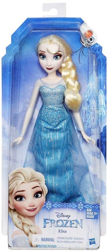 Wholesalers of Frozen - Classic Doll Asst toys