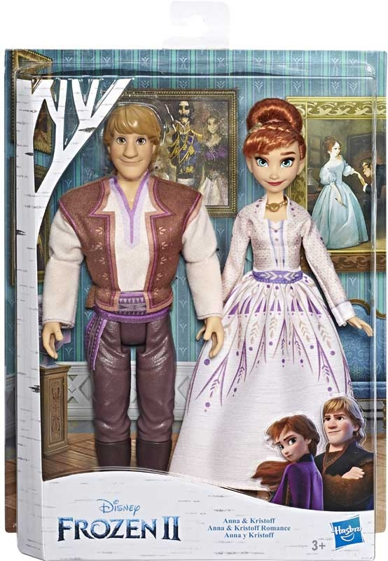 Wholesalers of Frozen 2 Anna And Kristoff toys