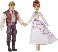 Wholesalers of Frozen 2 Anna And Kristoff toys image 2