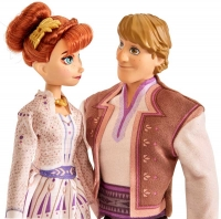 Wholesalers of Frozen 2 Anna And Kristoff toys image 3