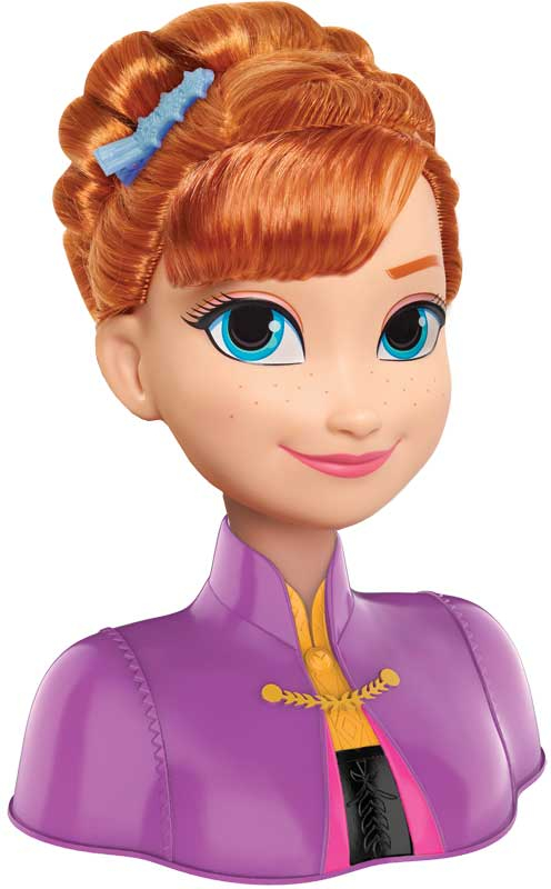 Wholesalers of Frozen 2 Anna Styling Head toys