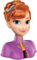 Wholesalers of Frozen 2 Anna Styling Head toys image