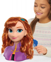 Wholesalers of Frozen 2 Anna Styling Head toys image 3
