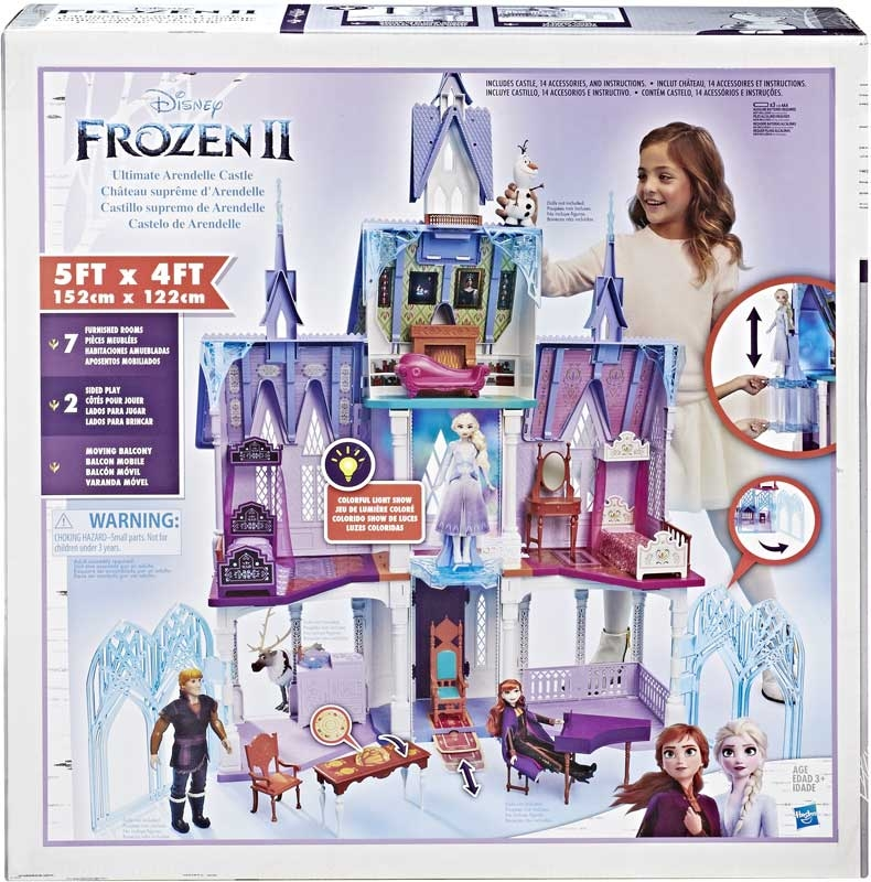 Wholesalers of Frozen 2 Arendelle Castle (uk Only) toys