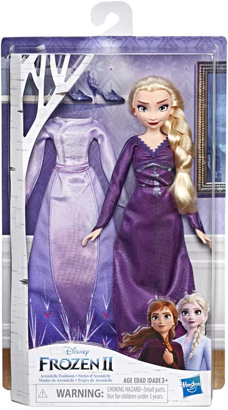 Wholesalers of Frozen 2 Arendelle Fashions Elsa toys