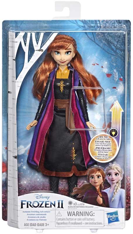 Wholesalers of Frozen 2 Autumn Swirling Adventure Anna toys