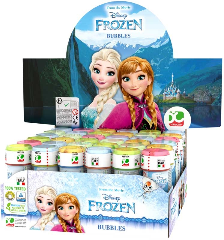 Wholesalers of Frozen 2 Bubble Tubs toys