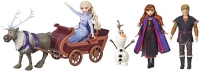 Wholesalers of Frozen 2 Character Multipack With Sled toys image 2