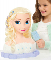 Wholesalers of Frozen 2 Deluxe Elsa Styling Head toys image 3