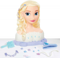 Wholesalers of Frozen 2 Deluxe Elsa Styling Head toys image 4