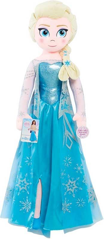 Wholesalers of Frozen 2 Elsa Jumbo Singing Plush toys