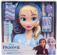 Wholesalers of Frozen 2 Elsa Styling Head toys image