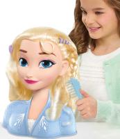 Wholesalers of Frozen 2 Elsa Styling Head toys image 4