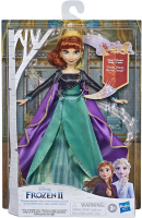 Wholesalers of Frozen 2 Finale Singing Doll Asst toys image 2