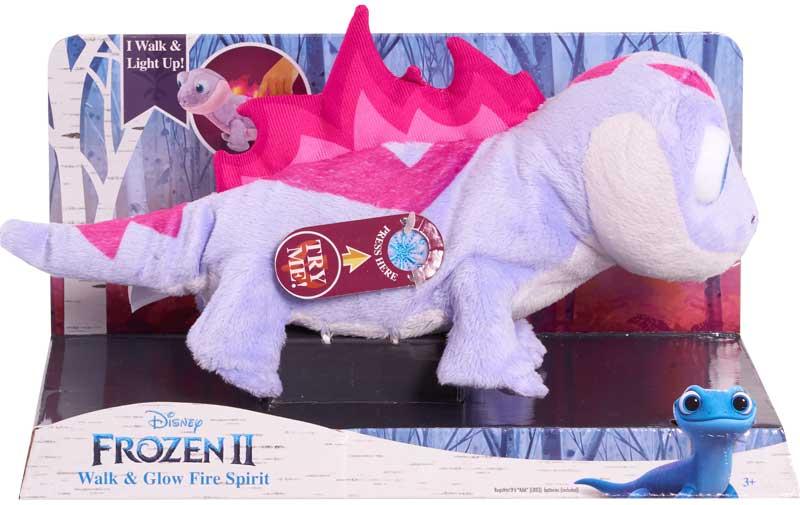 Wholesalers of Frozen 2 Light-up Walking Salamander toys