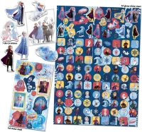 Wholesalers of Frozen 2 Mega Pack Stickers toys image 2